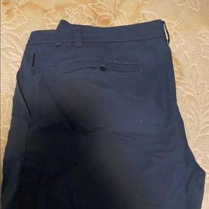 Lulu lemon shorts waist 33